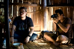 Napol e o fotógrafo Chalit
