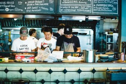 Chef Boss, Chef Noom, Chef Black