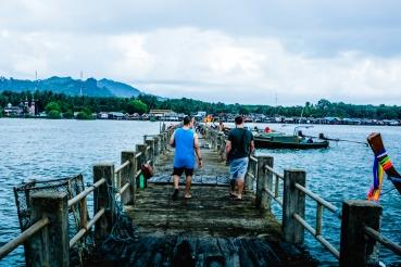 Koh Libong Fisherman Village