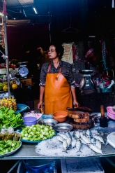 Trang morning market